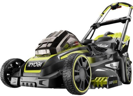 Ryobi 36V lawn mower