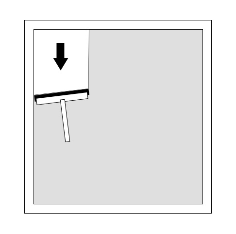 Squeegee-Step-2