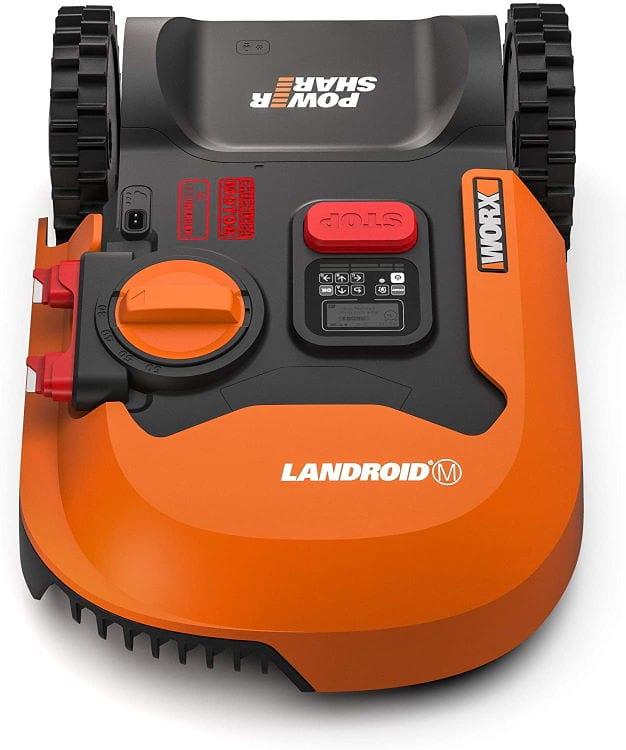 WORX-WR140E-20V-Landroid-Robot-Lawn-Mower