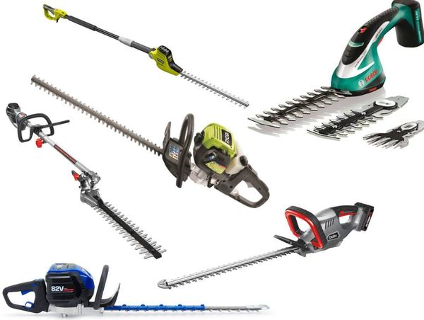 The 8 Best Hedge Trimmers Available To Buy in Australia