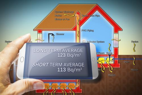 Measuring Radon Levels in Your Home