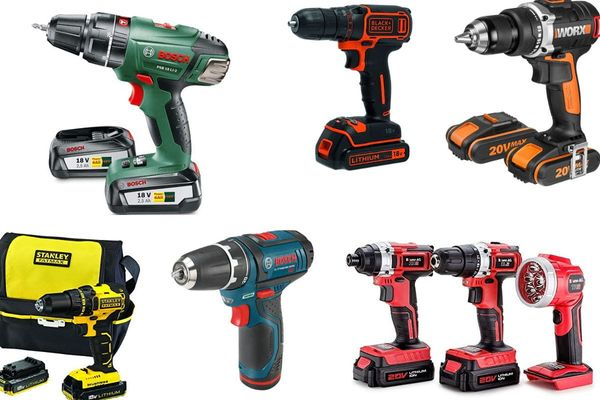 8 of the Best Cordless Drills for DIY in 2020 (Available in Australia)