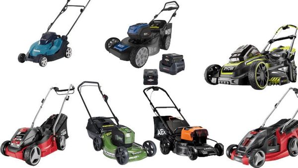 9 of the Best Battery Powered Lawn Mowers on the Market in 2020 (Available in Australia)