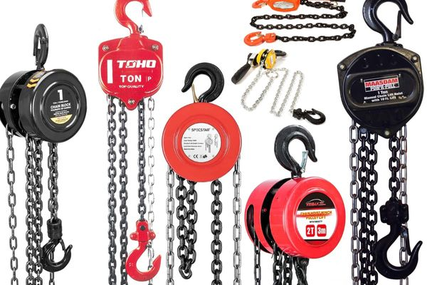 Choosing The Right Chain Block or Hoist